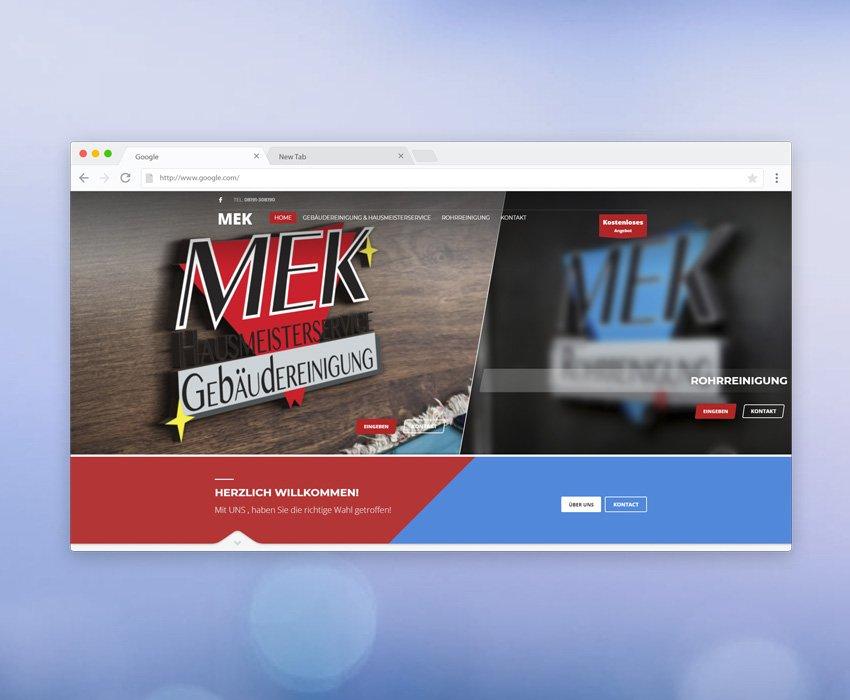 MEK – Web Development